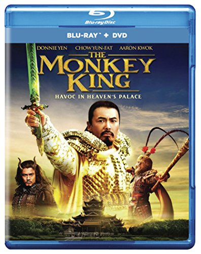 Monkey King-Havoc in Heavens Palace [Blu-ray] (Born To The West)
