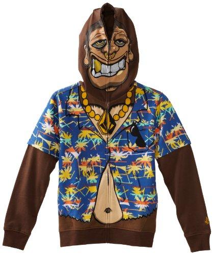 Volcom Full Zip Sweatshirt - 6
