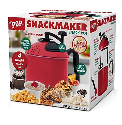 Just Pop It Snack Maker]()