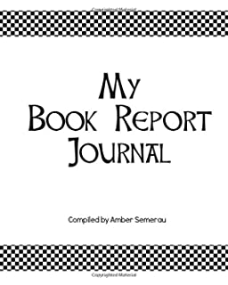 how to make a book report