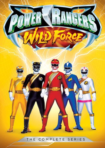 Power Rangers: Wild Force: The Complete Series (Set Power Rangers Dvd)