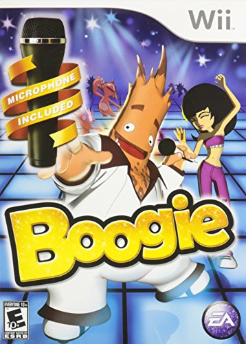 Boogie With Microphone - Nintendo Wii - Ups Priority Tracking
