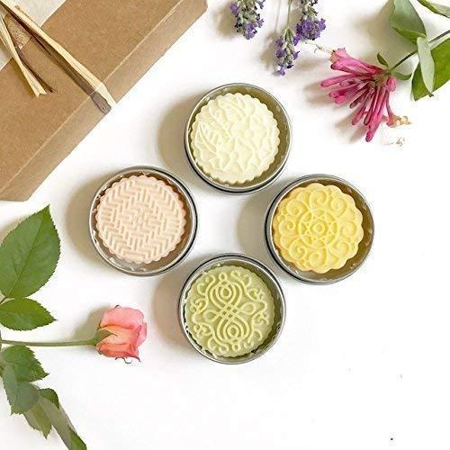 Kaya - Gift Set of 4 Solid Lotion Bars - Natural & Organic by KayaSoaps