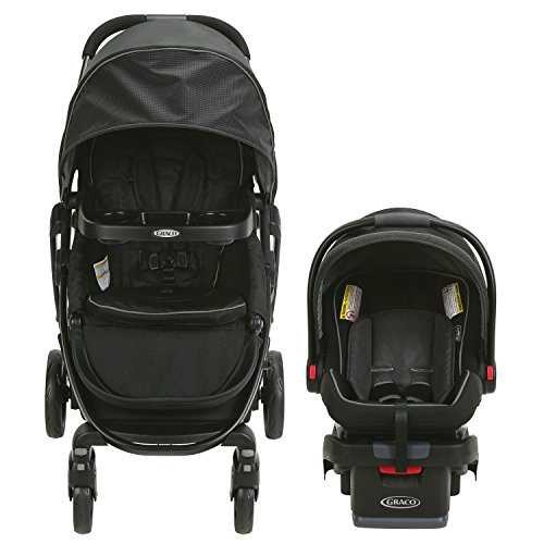 51%2BML2r71RL - Graco Modes Travel System | Includes Modes Stroller And SnugRide SnugLock 35 Infant Car Seat, Dayton