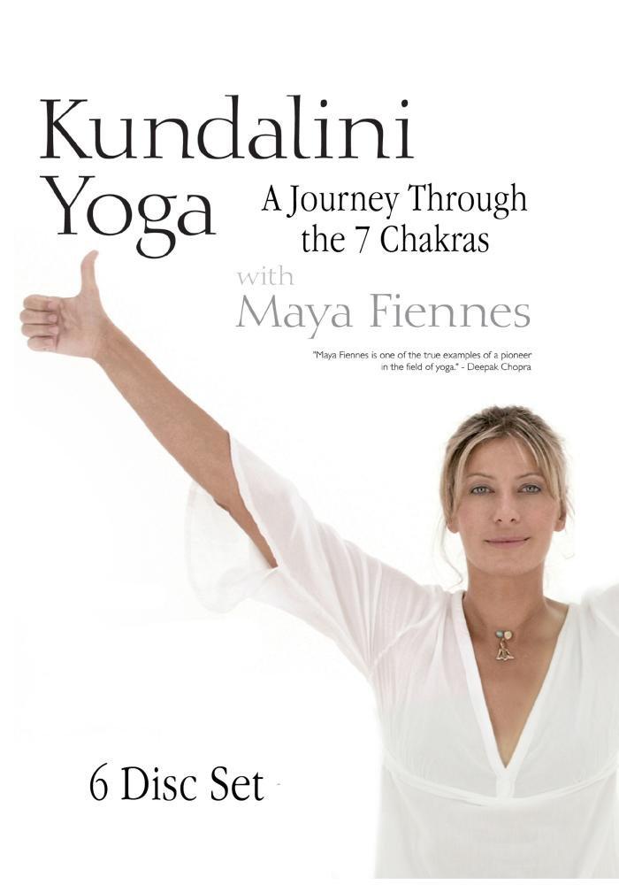 Amazon.com: Kundalini Yoga: A Journey Through the 7 Chakras ...