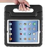 i-Blason ArmorBox Kido Series Light Weight Super Protection Convertable Stand Cover Case for Apple iPad 4 iPad 4G iPad 4th Generation iPad with Retina Display iPad 2, The New iPad 3 (Black)