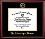 University of Alabama Affordable Diploma Frame (8.5 X 11)