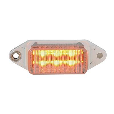 Grand General (78371) Amber Sealed 6-LED Marker Light: Automotive
