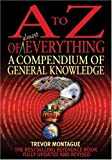 A to Z of Almost Everything, Trevor Montague, 0316027863