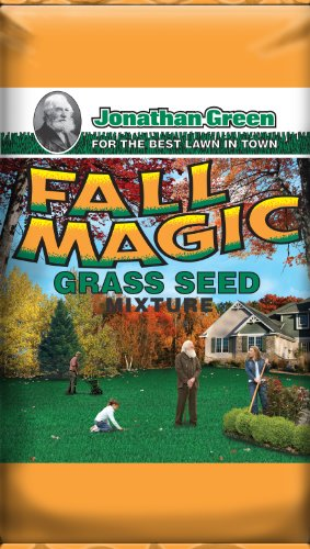 Fall Grass Seed Mix - 8