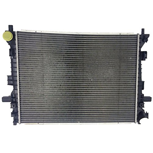 JSD AUTO PARTS New B250 A/T at Radiator for 2006-2011 Ford Crown Victoria Lincoln Town Car Mercury Grand Marquis V8 4.6L Ref# CU2852