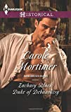 Zachary Black: Duke of Debauchery, Carole Mortimer, 0373298048