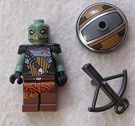 EMBO Bounty Hunter Custom Printed on Lego Minifigure!