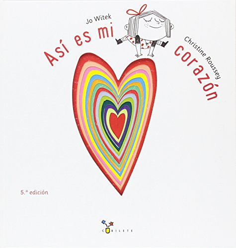 Asi es mi corazon / My heart is like a house (Spanish Edition) [Jo Witek] (Tapa Dura)