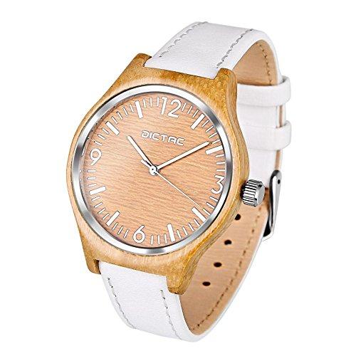 Dictac--Dial-de-madera-forma-femenina-blanca-de-moda-correa-de-reloj-de-pulsera-de-mujer
