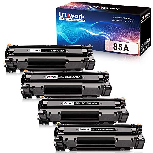 Uniwork 85A Compatible Toner Cartridge Replacement for HP 85