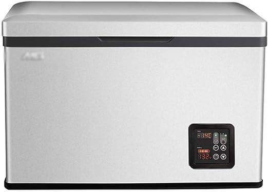 Xinjin - Compresor de refrigerador para coche con pantalla digital ...
