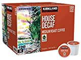 Kirkland Signature House Decaf Coffee, 120 K-Cup Pods