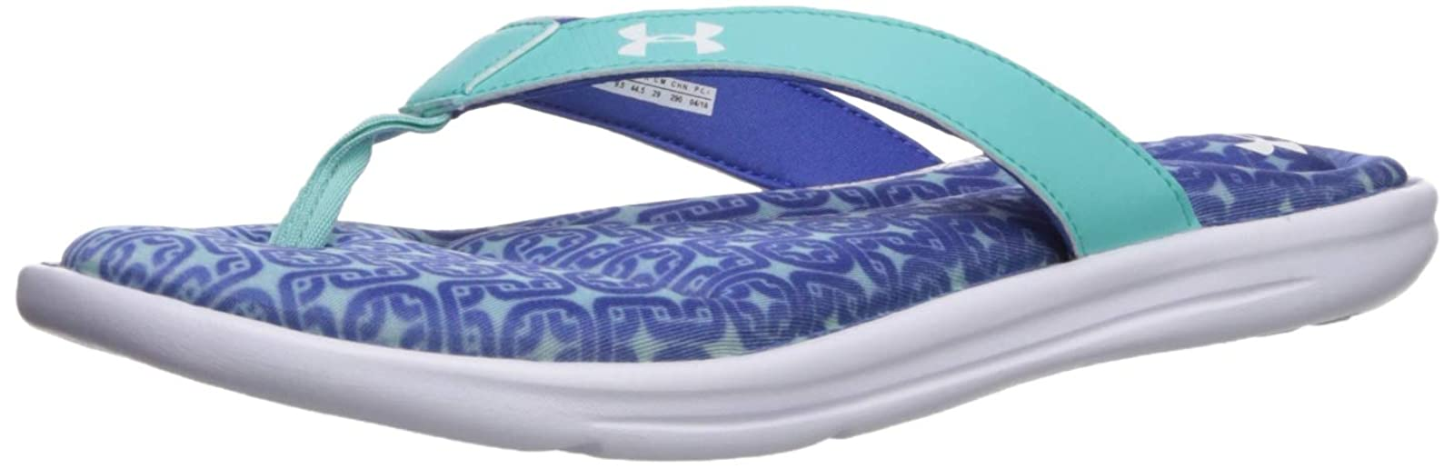 new products fd6d9 c6969 HQ Images of Under Armour Women s Marbella Oval VI Thong Flip-Flop