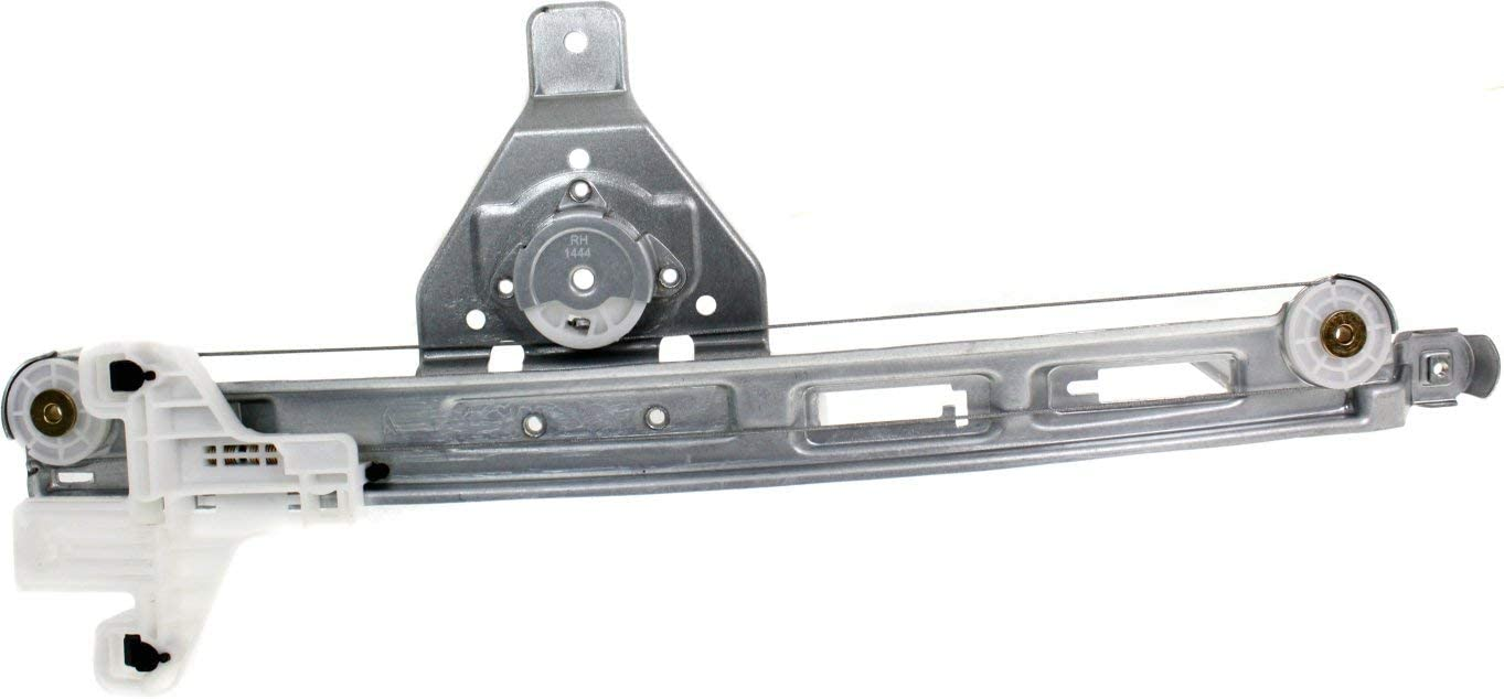 Power Window Regulator For 2007-2017 Jeep Patriot Rear Left