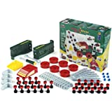 Theo Klein-8498 Multi-Tech Set De Construcción Con, Juguete Multicolor (8498)