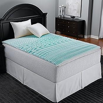 Amazon Com Sleep Zone 5 Zone Foam Twin Twin Xl Mattress