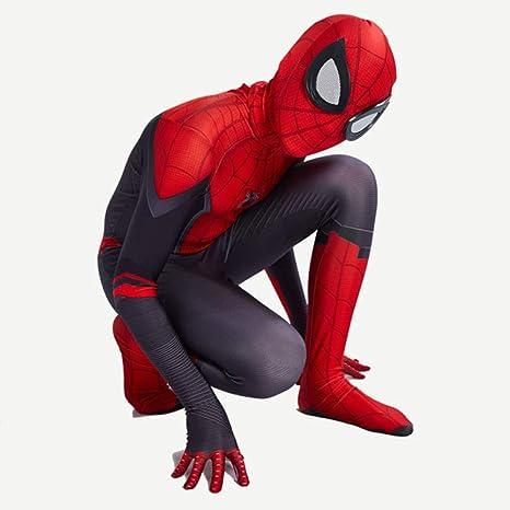 KOUYNHK Spiderman Lejos De Casa Máscara De Peter Parker ...