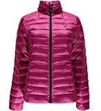 Spyder Women's Prymo Down Jacket, Raspberry/Amaranth, Medium