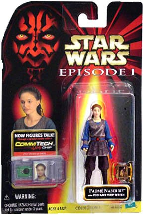 Star Wars Episode 1 Padme Naberrie by Hasbro - Hasbro Star Wars Episode