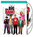 The Big Bang Theory: Season 2 (DVD)