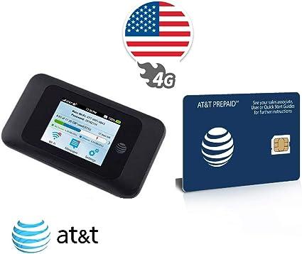 Amazon Com Wifi Hotspot Router At T Velocity 2 Zte Mf985