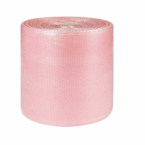 """3/16"""" x 12"""" x 2100' 2100FT Small Anti-Static Bubble Padding Cushioning Wrap Roll from Bubble Wrap"""