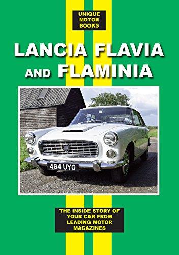 Lancia Flavia and Flaminia (Unique Motor Books)