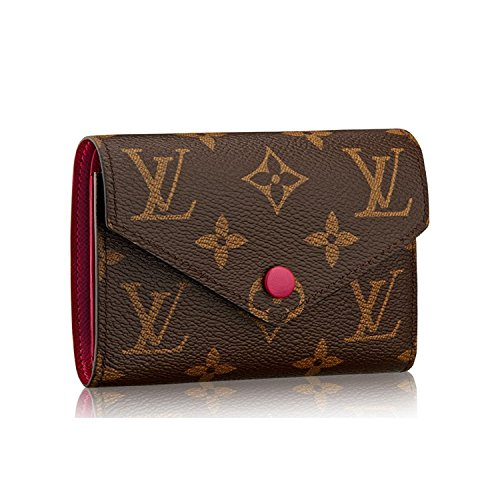 Louis Vuitton Monogram Canvas Victorine Wallet Article: