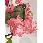 76-Inch-Hydrangea-Vine-Garland-Pack-of-3-Coral