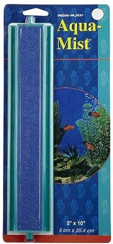 Penn Plax Aquarium Air Stone Aerator Attachment For Air Pump, 10 x 2 Inches - Any Aquarium Air Pump