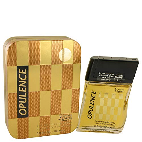 Opulence Deluxe 3.4oz. EDT Men Spray by Creation ()