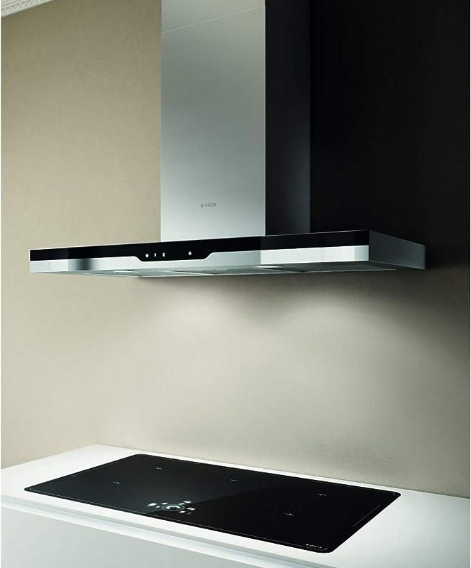 Campana decorativa de pared TOPIXBLA90: Amazon.es: Grandes electrodomésticos