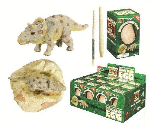 Toysmith Dino Egg Excavation Toy -