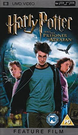 Amazon Com Harry Potter And The Prisoner Of Azkaban Umd Pour Psp