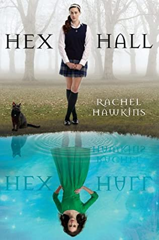 book cover of Hex Hall