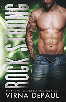 Rock Strong (Rock Candy Book 1) by [DePaul, Virna]
