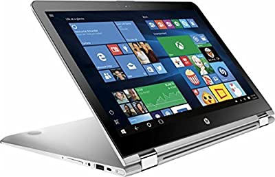 2017 Newest HP ENVY x360 2-in-1 Convertible 15.6 inch Full HD Touchscreen Flagship High Performance Backlit Keyboard Laptop PC, Intel Core i5-7200U Dual-Core, 12GB RAM, 1TB HDD, Webcam, Windows 10