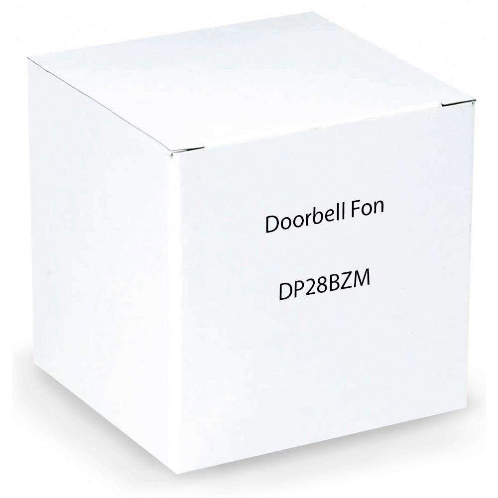 DoorBell Fon DP28 Door Answering System, M&S Mount, Bronze (DP28-BZM)