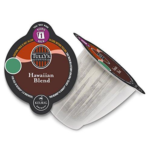 Keurig Tullys Hawaiian Coffee K Carafe