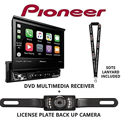 Amazon Com Pioneer Avh 3300nex 7 Single Din Dvd Receiver Apple