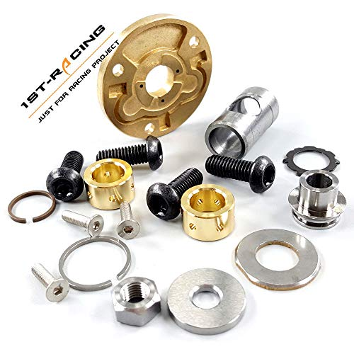 (Ispeedytech for Subaru Impreza WRX STI DOCH RHF55 VF37 VF39 Turbo Repair Rebuild Rervice kit)