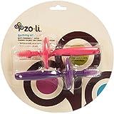 ZoLi GUMMY STICKS Gum Massager, Pink/Purple, Set of 2