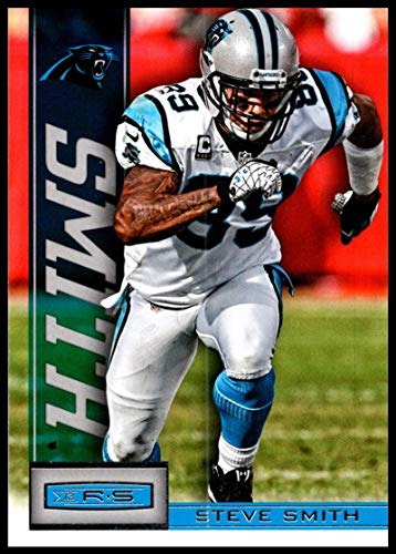 2013 Panini Rookies and Stars #15 Steve Smith NM-MT Carolina Panthers Official NFL Football Trading - Nfl Smith Football Steve