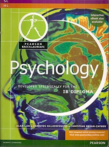 amazon com pearson baccaularete psychology pearson baccalaureate rh amazon com French IB Study Guide psychology study guide oxford ib diploma programme pdf